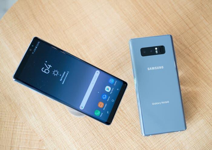 El Samsung Galaxy S7 Edge y el Galaxy Note 8 más baratos que nunca