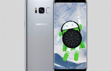 Tu móvil Samsung no verá Android 7.1.2, directamente saltará a Android 8.0 Oreo