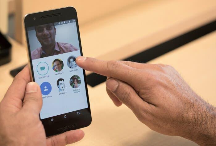 Dentro de poco podrás hacer videollamadas desde la aplicación de contactos