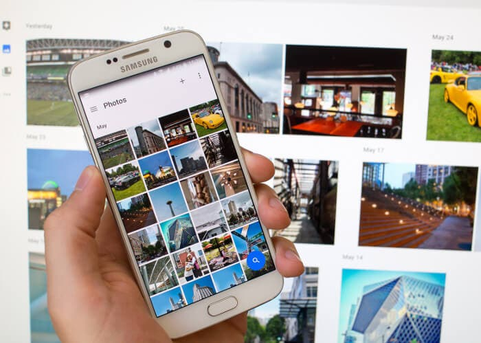 Google Fotos te mostrará cómo has cambiado en los últimos años