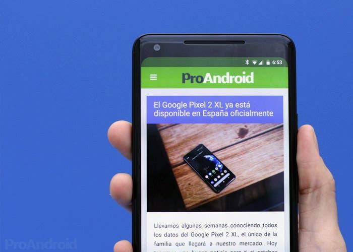 Así responde Google al problema de los pitidos emitidos por el Google Pixel 2