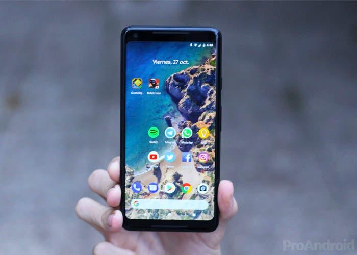 Google Pixel 2 XL, primeras impresiones