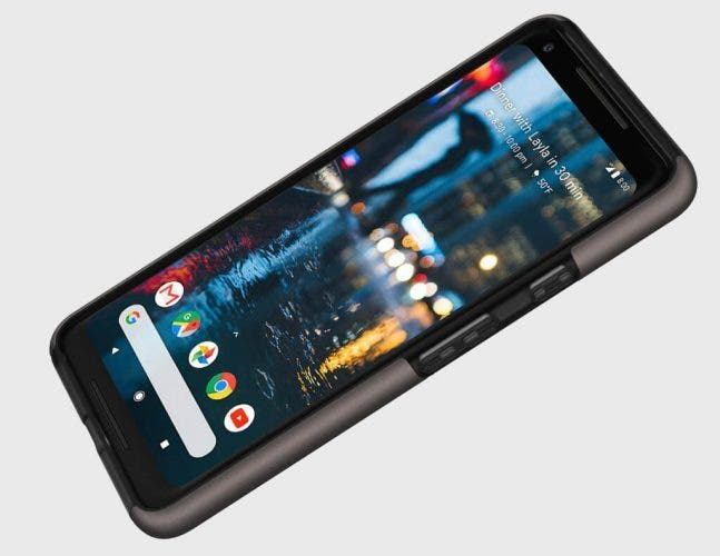 Descarga ya el fondo de pantalla oficial de los Google Pixel 2 y Pixel 2 XL