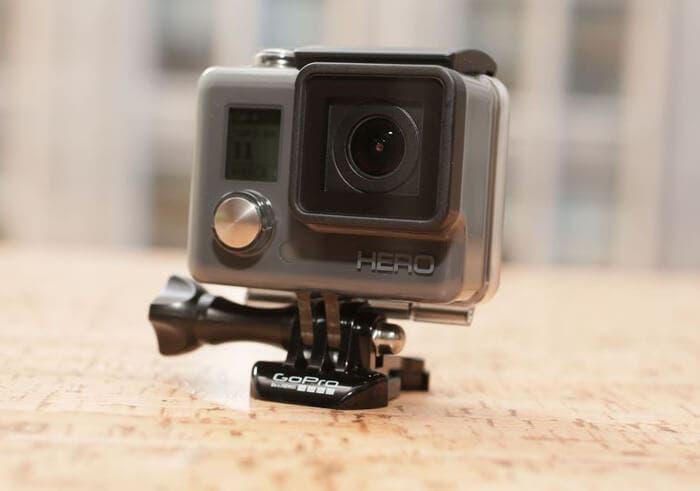 Consigue esta GoPro original por poco más de 50 euros