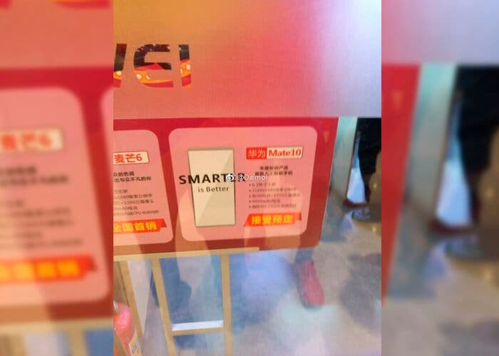 Huawei Mate 10 características