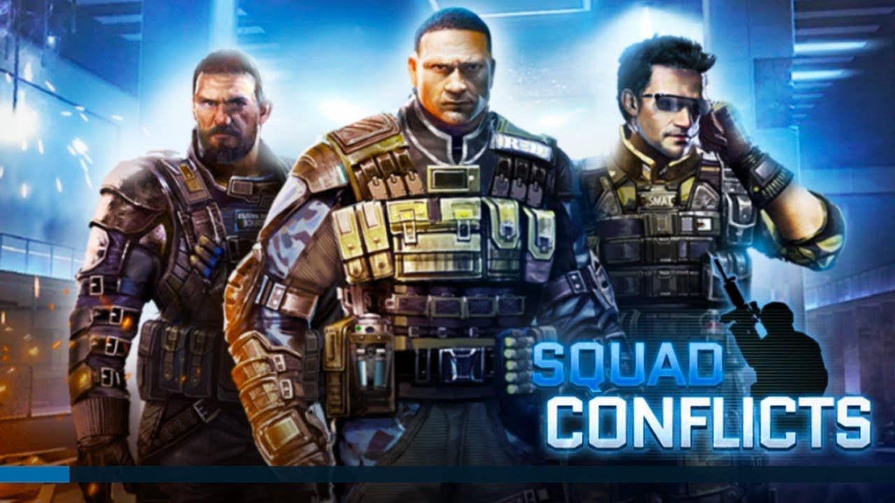 Squad Conflicts para android