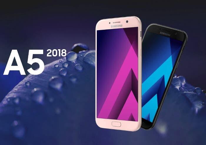 Una funda del Samsung Galaxy A5 2018 revelan detalles muy interesantes