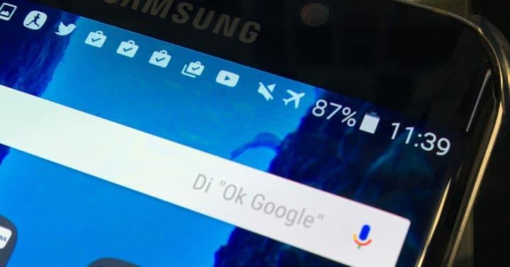modo avión en android