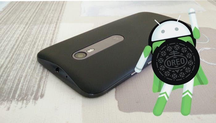 Cómo tener Android Oreo en el Moto G3