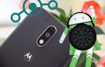 Instala ya Android Oreo en el Moto G4 Plus y no esperes a que llegue la versión oficial
