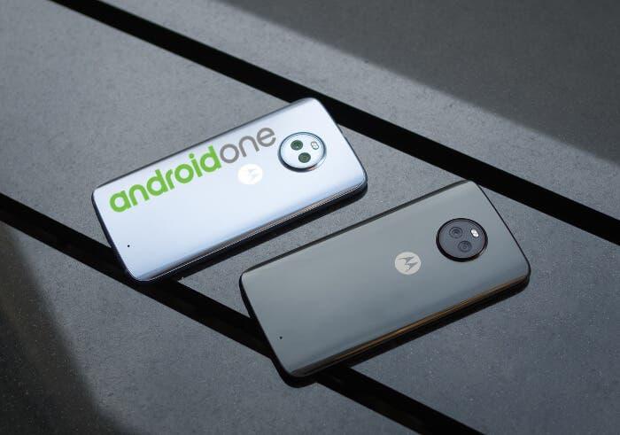 Motorola Moto™ X4 android one