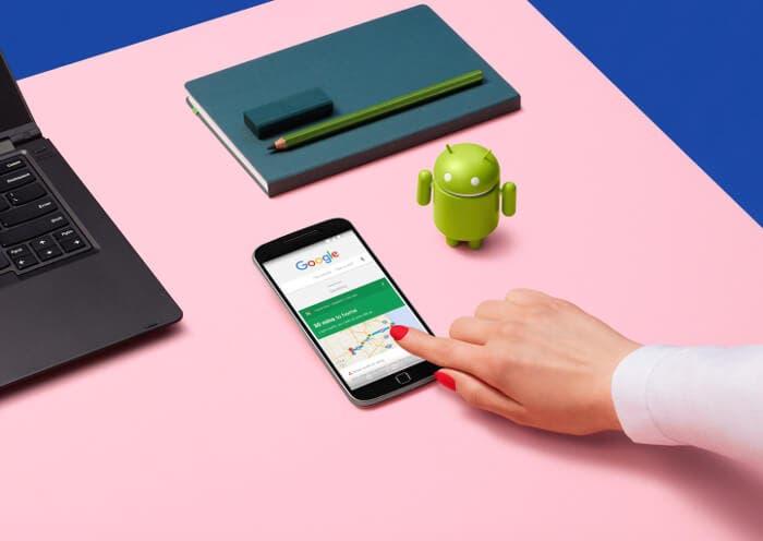 Más detalles de la actualización del Motorola Moto G4 Plus a Android 8.0 Oreo