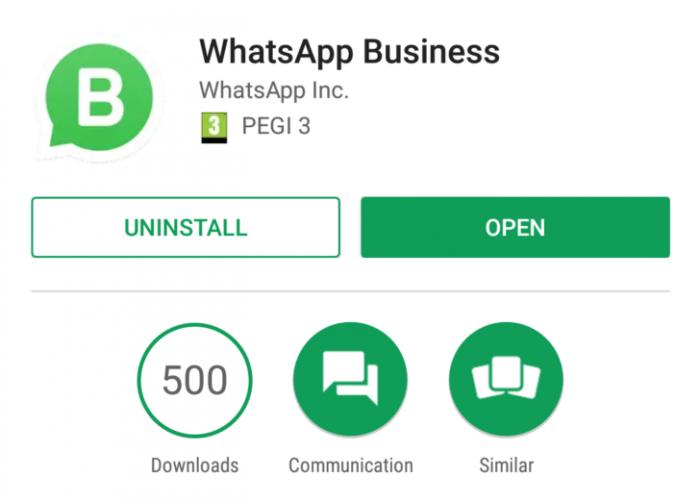 WhatsApp Business ya está en fase beta con muchas novedades