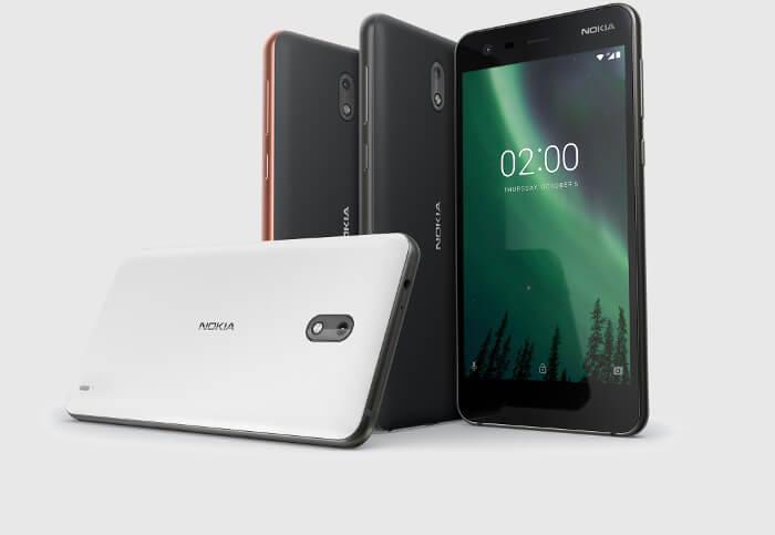 Nokia 2 colores