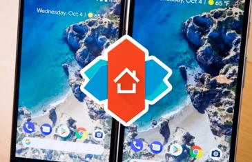 La actualización de Nova Launcher viene con características de Android Oreo