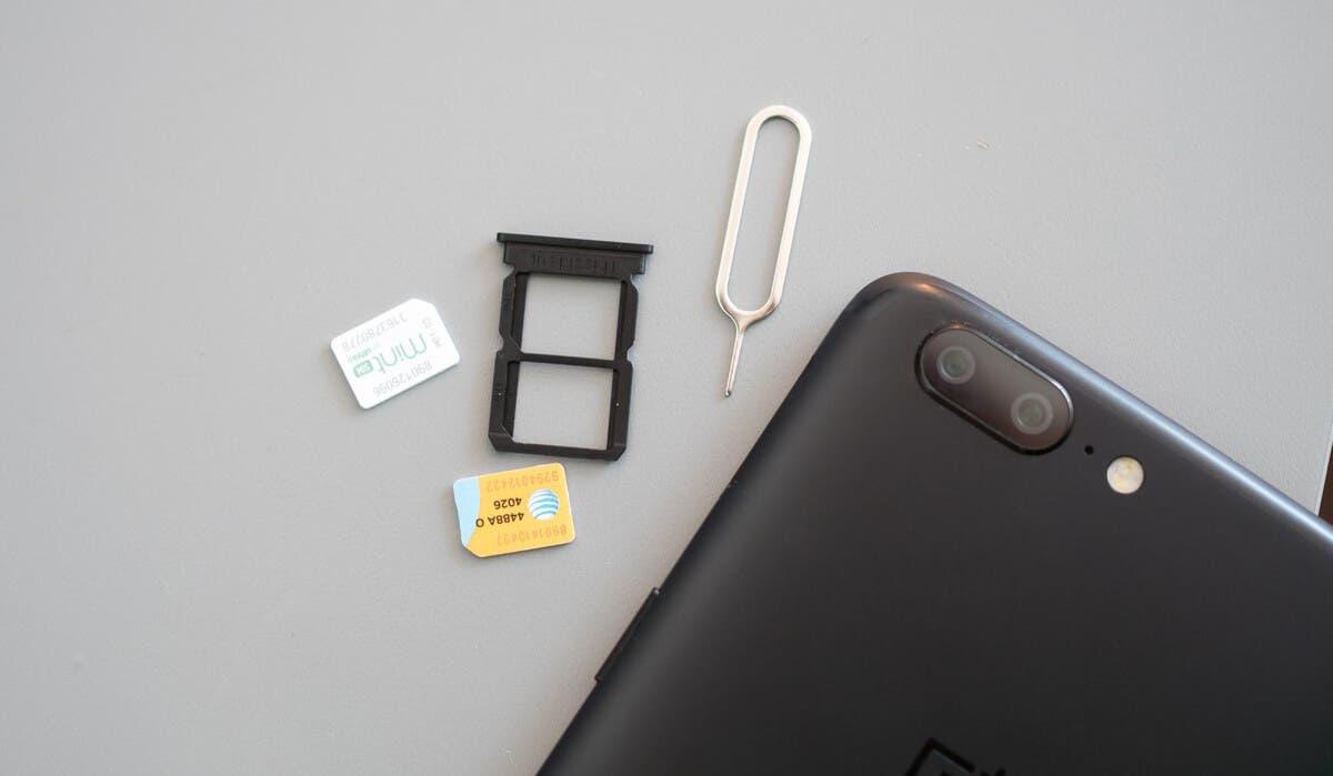 OnePlus 5 sim