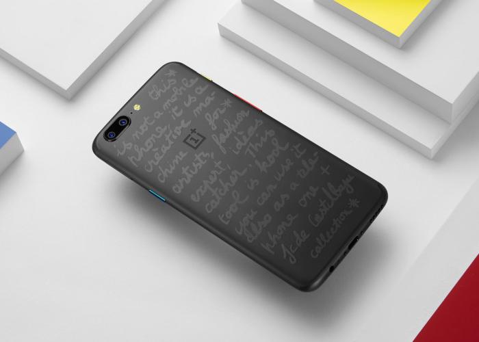 Ya puedes comprar la edición limitada del OnePlus 5 JCC+