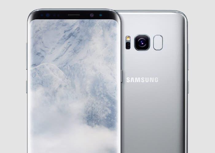 El Galaxy S8 podría tener un modo retrato como el del Google Pixel 2