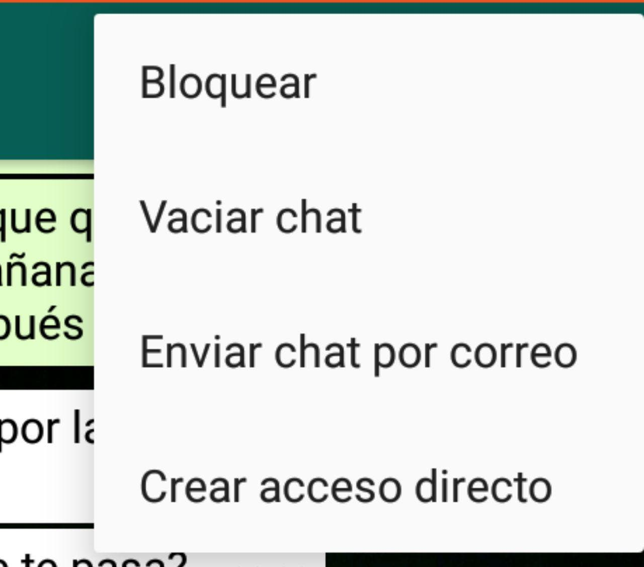 enviar por correo whatsapp