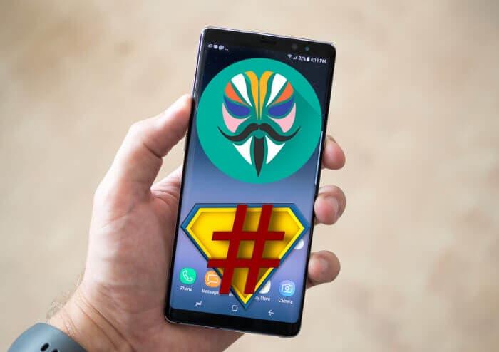 Cómo rootear el Samsung Galaxy Note 8 con el procesador Samsung Exynos 8895