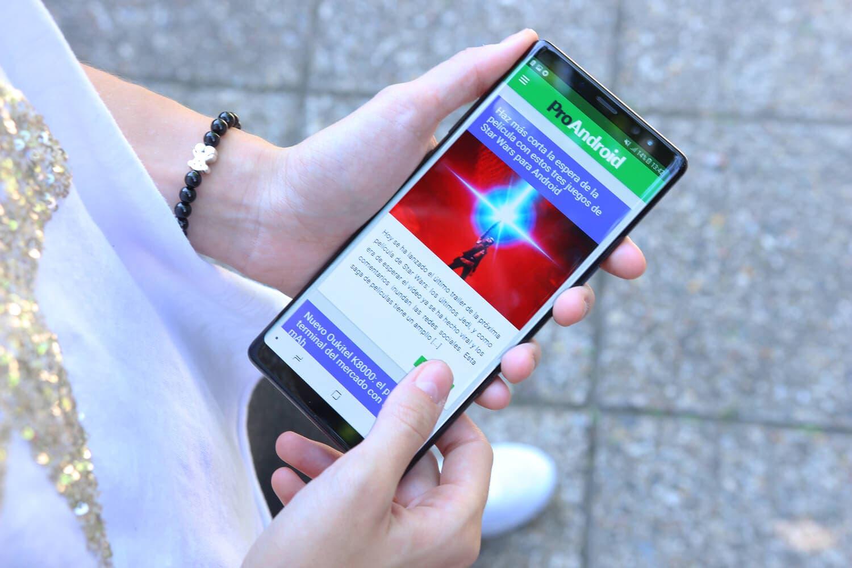 Ya puedes tener el modo a una mano en cualquier smartphone sin necesidad de root