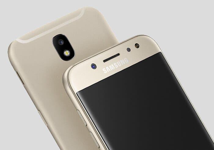 Consigue el Samsung Galaxy J7 2017 al mejor precio de la red