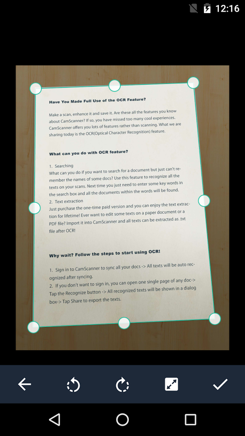 Aprende A Escanear Documentos Con El Smartphone De Forma