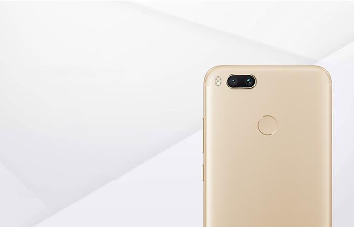 Llévate el Xiaomi Mi A1 con la mejor oferta del momento