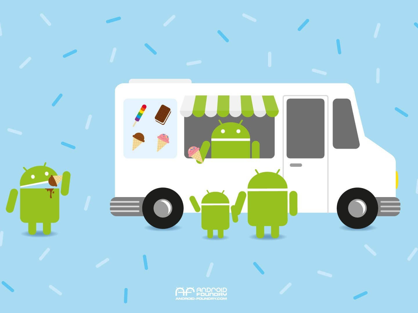 Google dice adiós a Ice Cream Sandwich, ya no tendrá soporte de Google Play Services