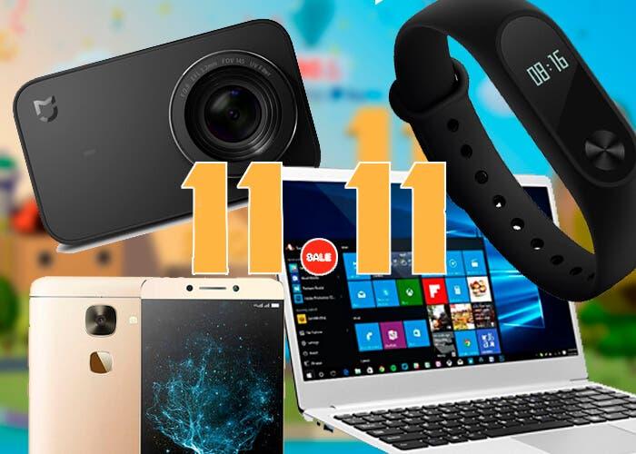 Aprovecha estas ofertas del 11 del 11 para renovar tus gadgets