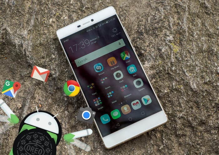 Descarga ya Android 8.0 Oreo para el Huawei P8 Lite con esta ROM personalizada