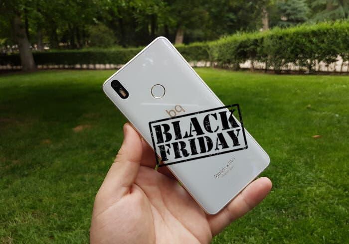 BQ apuesta por el Black Friday ofreciendo descuentos increíbles