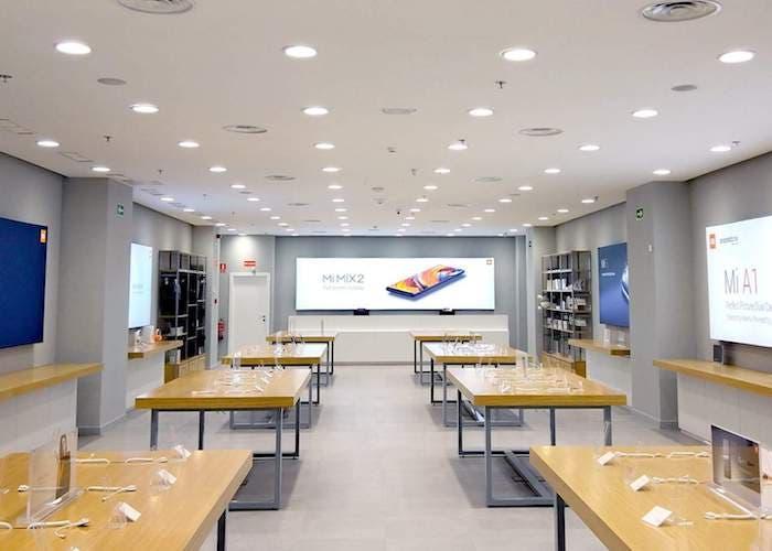 Las dos primeras tiendas de Xiaomi abren sus puertas en España