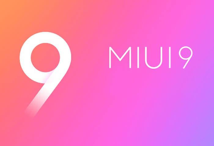 Se confirma la versión global de MIUI 9 estable para otros 21 smartphones de Xiaomi