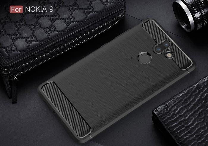 El Nokia 9 se filtra con pantalla 18:9 curva y doble cámara