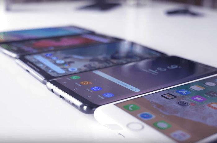 OnePlus 5T vs OnePlus 5 vs Google Pixel 2 XL y más gama alta: ¿cuál tiene más autonomía?