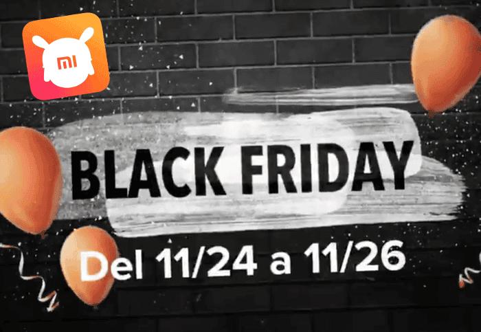 ¡Consigue uno de los 50 teléfonos que Xiaomi venderá por 1 euro en el Black Friday!