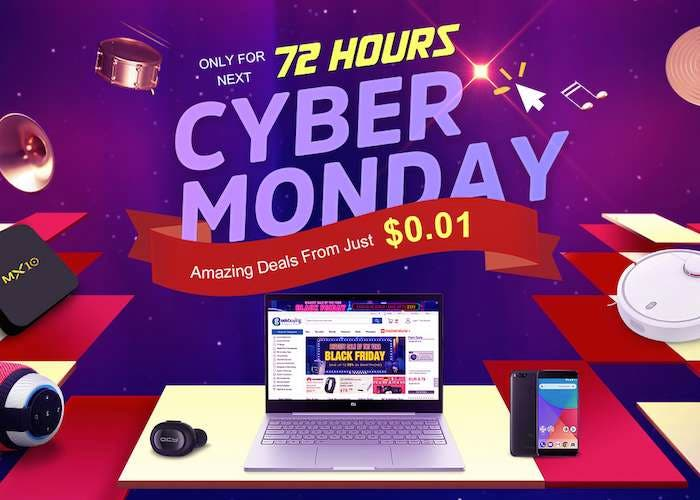 Aprovecha estas ofertas de Cyber Monday con importantes descuentos en tecnología móvil