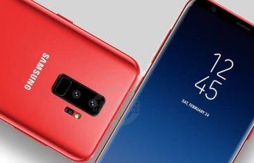 La pantalla del Samsung Galaxy S9 podría ser aún más infinita