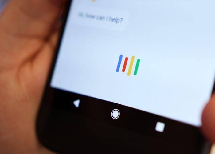 Google Assistant ya te permite escuchar y reconocer canciones