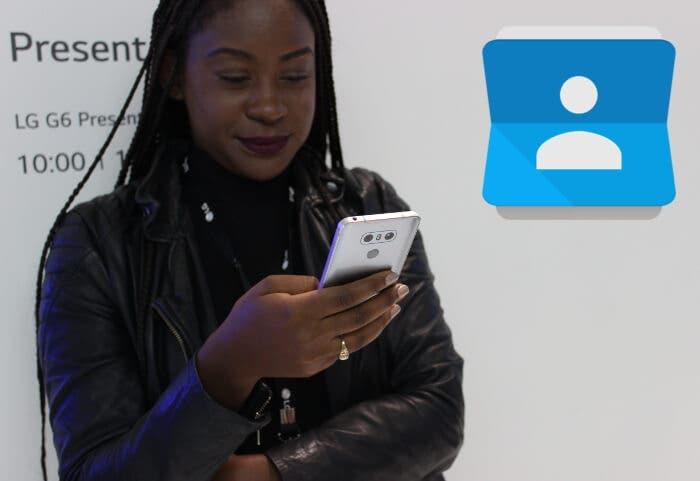 Cómo copiar los contactos del teléfono a la tarjeta SIM y viceversa