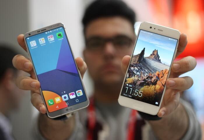 Google te dejará comparar móviles con una simple búsqueda en su aplicación
