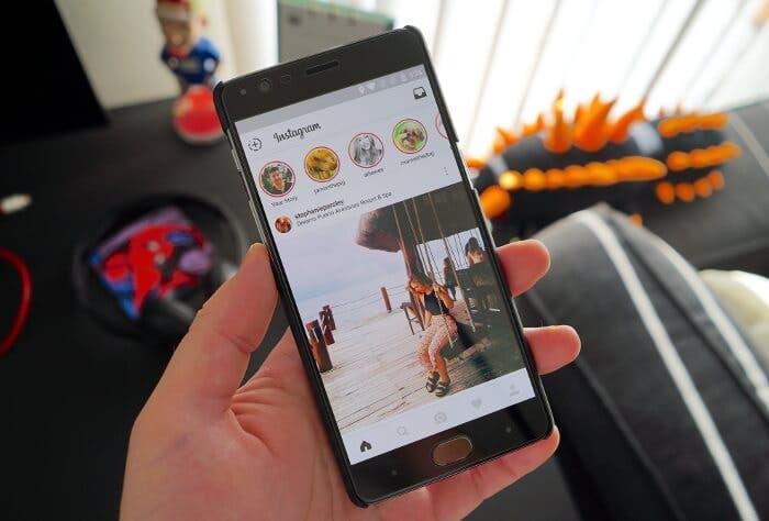 Cómo descargar las historias de Instagram en Android