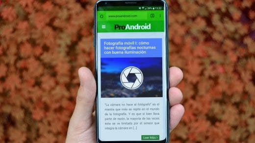 Análisis del LG V30, un teléfono envidiable