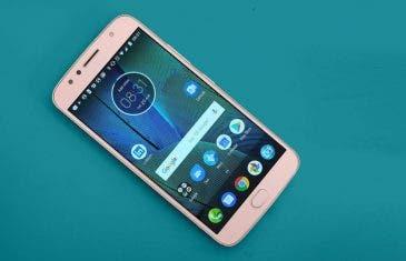 Consigue el mejor precio del Motorola Moto G5S con 125 euros de descuento