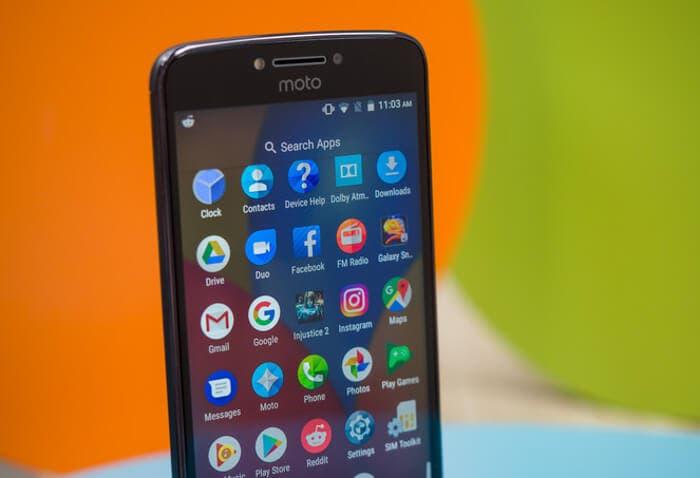 Consigue el Motorola Moto E4 Plus más barato del mercado