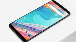 OnePlus 5t diseño