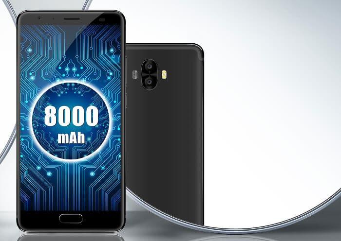¿El teléfono con la mejor batería? ¡Mira el nuevo Oukitel K8000!