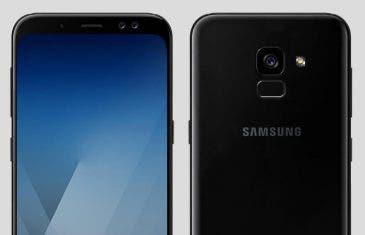 ¿Tendrá dos cámaras frontales el nuevo Galaxy A5 2018? ¡Parece que sí!
