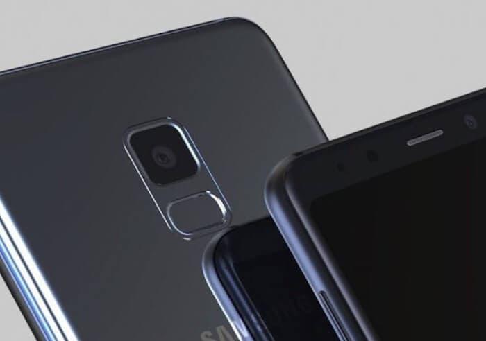 Nuevos renders del Samsung Galaxy A5 2018 con pantalla 18:9